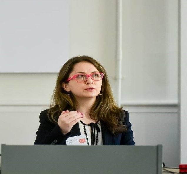 Prof. Ligia Catherine Arias Barrera
